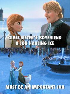 The Very Best Of Disney Logic – 12 Pics