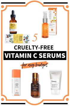 5 Vitamin C Serums for Brighter, More Even Skin on Any Budget - - How To Grow Eyebrows, Even Out Skin Tone, Baking Soda Uses, Budget, Beauty Hacks, Beauty Tips, Clean Beauty, Beauty Products, Vitamin C Serum
