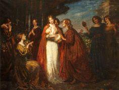 Garden of Love - Thomas Edwin Mostyn