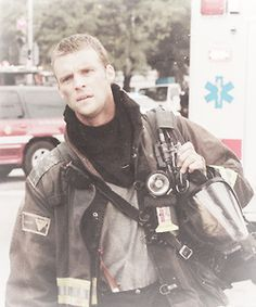 This first of 2 reasons why I watch Chicago Fire!!