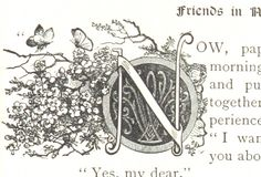Image taken from page 271 of 'The Great Shadow, and Beyond the City' #initial_N #initial #N