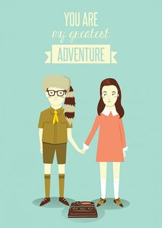 Poster Moonrise Kingdom