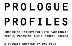 Podcasts about people pursuing their career dreams.