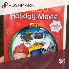 Caillou's Holiday Movie DVD Caillou Holiday Movie Other