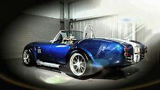 Shelby : Cobra 2-Door Roadster