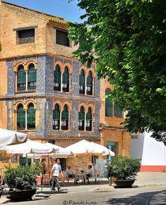 Casa Mudejar, Plaza de San Fernando. Carmona (Sevilla)