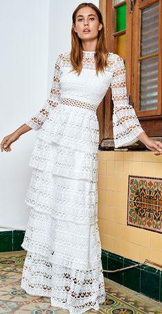 LILIANE long dress