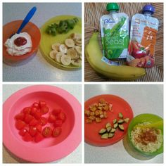 Toddler meal ideas.