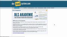 DLS Akademie by Carsten Stolle. Die Marketing Akademie in http://dasleadsystem.com