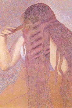 chevelure-henri-edmond-cross
