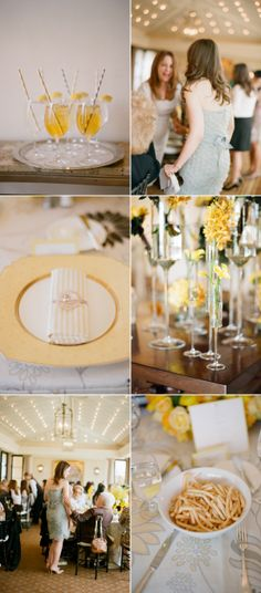 Bridal Shower Inspiration Week: Beverly Hills Shower by Mindy Weiss Party Consultants | The Wedding Story
