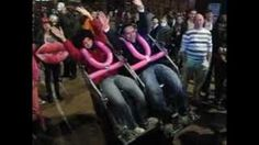 Rollercoaster costume