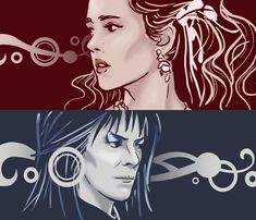 Labyrinth is my favorite movie of all time, period. I re-watched it today and got inspired. Sarah and Jareth Jim Henson Labyrinth, Labyrinth 1986, Labyrinth Movie, Sarah And Jareth, Labyrinth Tattoo, Christina Rossetti, The Big Band Theory, Goblin King, Fantasy Movies