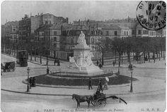 monument le monument à Louis Pasteur 1904