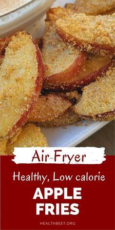 Air Fryer Recipes Dessert, Air Fryer Oven Recipes, Air Frier Recipes, Snack Recipes, Sweets Recipes, Appetizer Recipes, Baking Recipes, Salad Recipes, Diet Recipes