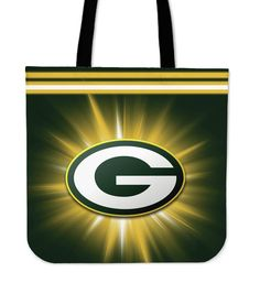 Green Bay Packers Flashlight Tote Bags – Best Funny Store