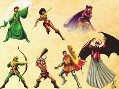 dungeons and dragons cartoon - Google Search