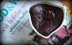 GOOD: Uses almond flour. Paleo mug brownie.....i'm going to wish i never pinned this. It's yummy!!