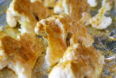 Roasted Curried Cauliflower | Award-Winning Paleo Recipes | Nom Nom Paleo®