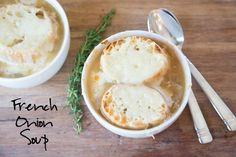 French Onion Soup Recipe | 5DollarDinners.com