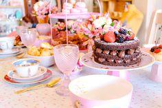 tea party romantic pastels blog do math decoracao chá da tarde romantico blog do math brasilia