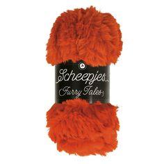 Scheepjes Furry Tales ist ein kuscheliges Kunstpelz-Garn, das perfekt zur Herstellung von weichen und liebenswerten Kuscheltieren oder anderen Artikeln, mit ... Knit Or Crochet, Crochet Hats, Laine Katia, Black Sheep Wool, Bear Toy, Little Pigs, Red Riding Hood, Fur Trim, The Little Mermaid
