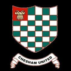 Chesham United crest.