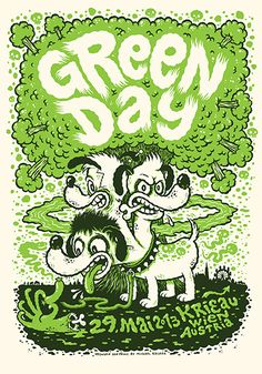 GigPosters.com - Green Day