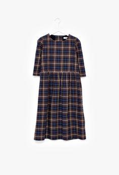Samuji Sadiq Dress- Check