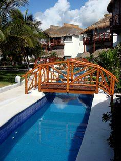El Dorado Casitas Royale by Karisma on Mexico's Riviera Maya - Lazy river