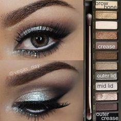 cute idea for make-up
