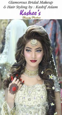 Marriage is the most important event for any girl. That is why they do not leave any chances to make it unmemorable. You will get here bridal makeup tips including with eye makeup to lip gloss. Bridal Makeup Tips, Bride Makeup, Bridal Beauty, Wedding Makeup, Bridal Hair, Hair Makeup, Eye Makeup, Pakistani Bridal Makeup Red, Asian Bridal
