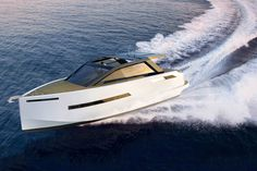 De Antonio D43 Luxury Yacht