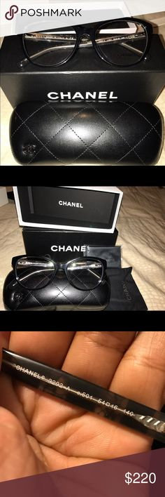c535279a0f8 Chanel glasses BRAND NEW!! Beautiful Chanel optical glasses frame have a  slight cat eye