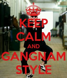 Gangnam Style!!