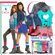 """DisneyChannel Loves Shake It Up!"" by sweet-jolly-ranchers on Polyvore"