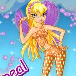 Winx is spending the day up in the clouds as she is a fairy, and that is what she does best. She is looking for something special to wear and would like something that has glitter all over it, can you find something she wants to wear?  http://www.fashiondollsgames.com/4-Solar-Appeal.html