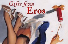 These naughty gifts might just tickle your fancy.  VDay Gift Guide: Eros | REALIZE MAGAZINE