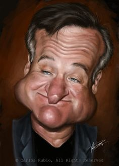 Najlepsze Obrazy Na Tablicy Robin Williams Caricature Collection 88