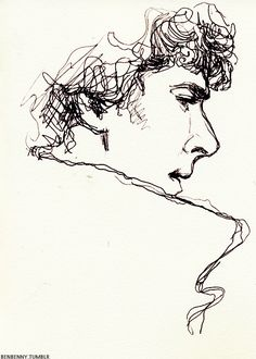 Very good minimal sketch of Sherlock. Pencil Art Drawings, Drawing Sketches, Sherlock Drawing, Scribble Art, Contour Drawing, Sketch Inspiration, Pen Art, Drawing People, Portrait Art
