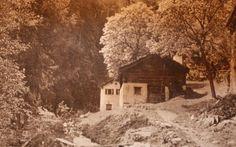 Tramögia by Bondo, on the edge of Bondasca valley.