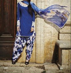 Cotton suit Neck embroidery Pure dupatta Patiala style (full material for patiala) Un-stitched suit Brand: Jinaam To Order: For Rates Plz WhatsApp on: +91 9920122110 or Email on: SaunasCollection@gmail.com #SalwarKameez #DressMaterial #PatialaSuit