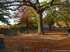 Witch Trials and Burying Grounds of Salem Massachusetts  #Salem #Massachusetts
