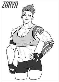 Female Character Design, Character Design Inspiration, Character Concept, Character Art, Dnd Characters, Fantasy Characters, Female Characters, Overwatch Fan Art, Overwatch Mei