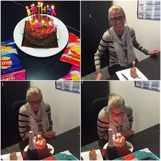 A mahoosive happy birthday to our lovely Jeanette! Birthday Candles, Birthday Cake, Happy Birthday To Us, Black Art, Celebrations, Champagne, London, Instagram Posts, Food