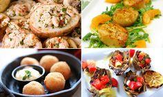 4 Elegant & Low Calorie Appetizers from Pritikin Longevity Center & Spa