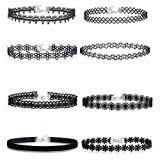 #10: Jstyle 6-8 Pcs a Set Choker Necklaces for Women Girls Black Velvet Tattoo Choker Collar Lace Vintage Adjustable http://ift.tt/2cmJ2tB https://youtu.be/3A2NV6jAuzc