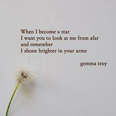Image © 2017 Gemma Troy #gemmatroy #poetry #gemmatroypoetry #poem #flowerslovers #emotions #poetry #feelings