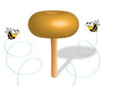 Honey Ice by sara_tonon. Check it out on Desall.