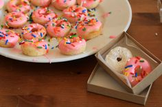 Donut Party Trend: 19 Donut Party Accessories for Your Next Fête | Brit + Co